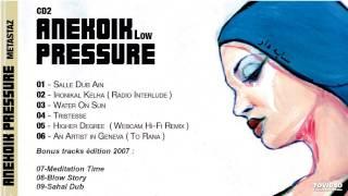 Metastaz - Anekoik Pressure FULL ALBUM (2/2)