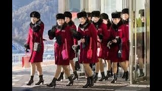 North Korea's 'Army of Beauties'  NYT