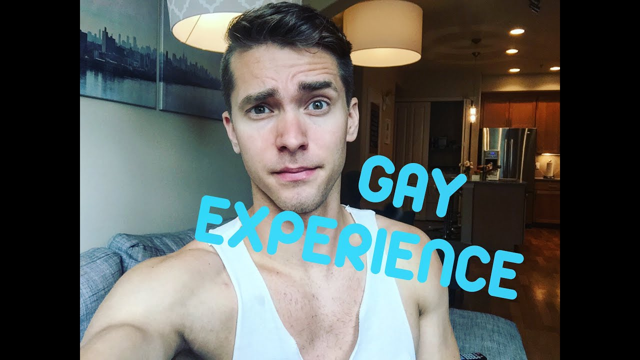 First gay experience on cam