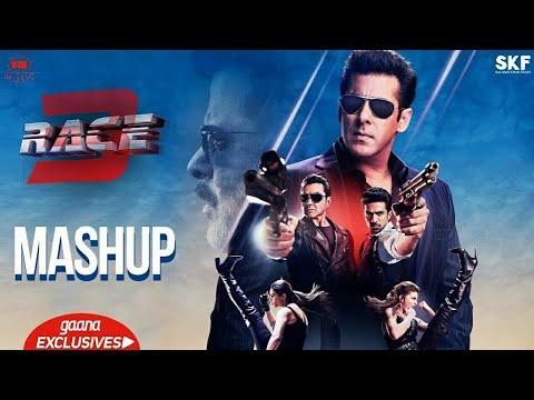 Race 3 Official Mashup | Kiran Kamath | Anil Kapoor | Salman Khan | Jacqueline | Bobby Deol