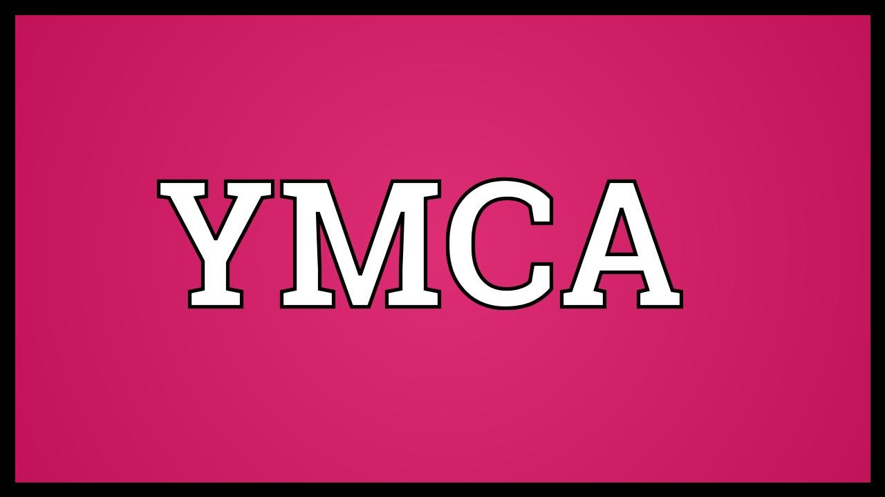 YMCA Meaning