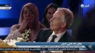 بالفيديو.. توني بلير لـ'الأهرام': مصر صمام الأمان لـ'أوروبا'.. ويجب بناء تحالف قوي لهزيمة الإرهاب