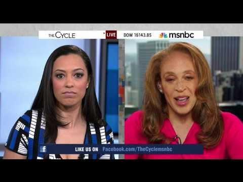 Angela Rye Interviews Bridget Gordon on MSNBC