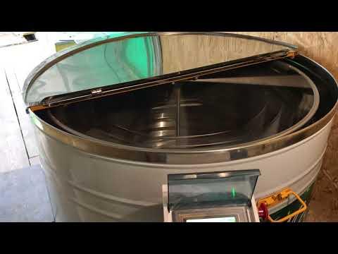 Видеообзор медогонки Медуница 8 Комби Авто