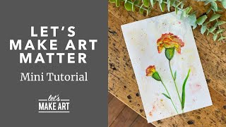 Let's Make Art Matter