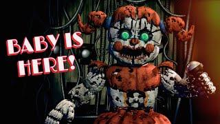 Bienvenidos al CIRCO del TERROR de BABY - Baby's Nightmare Circus (FNAF Game)