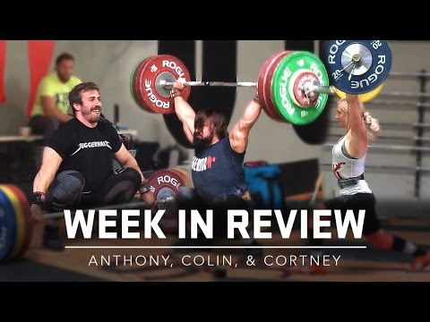 Week in Review | Refining The Jerk | JTSstrength.com