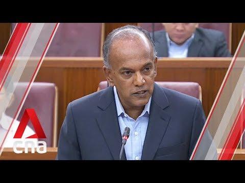 Law Minister K Shanmugam addresses concerns over proposed