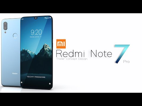 Xiaomi Redmi Note 7 Pro 2019 Trailer Concept Design Official introduction ! Mp3