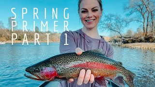 Early Spring Primer Part 1 Lower Sacramento Upper Sacramento Rivers AC Fly Fishing