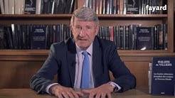 Philippe de Villiers présente 'Les Gaulois réfractaires demandent des comptes au Nouveau Monde'