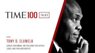 Tony O. Elumelu I TIME100 Talks