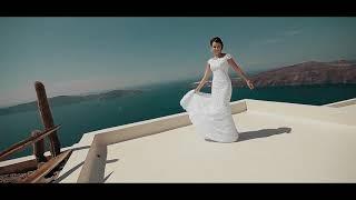 Свадьба за границей. Санторини