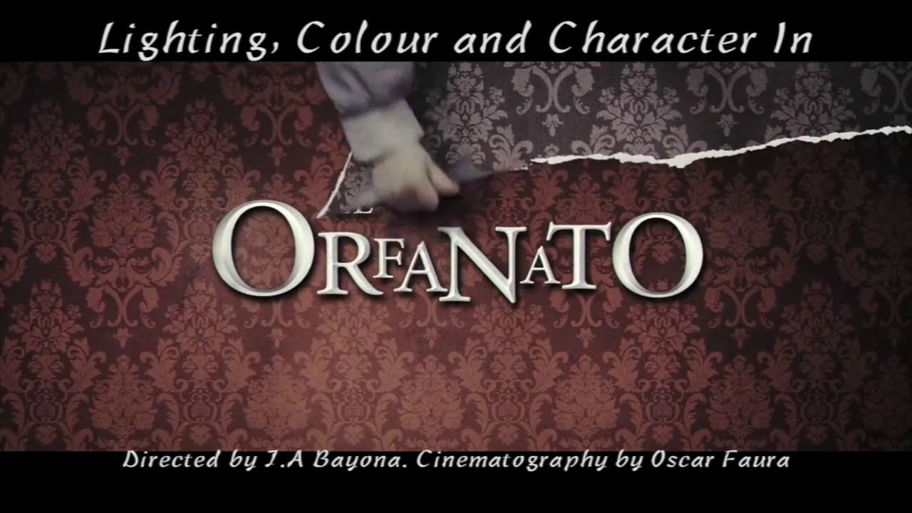Video Essay  Lighting Colour And Character In El Orfanato The  Video Essay  Lighting Colour And Character In El Orfanato The Orphanage   Argument Essay Paper Outline also Easy Persuasive Essay Topics For High School  How To Write A High School Essay