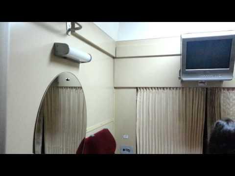 Batum to Tbilisi Night Train