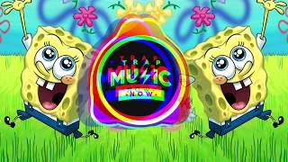 SPONGEBOB GRASS SKIRT CHASE (Trap Remix) - PartyRemixer