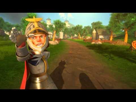 Blades Of Revenge -- Mobile Game Official Trailer