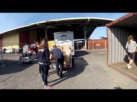 Film Projet Alpha 2015 Container Togo - Montpellier Business School