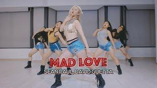 Download lagu Sean Paul, David Guetta - Mad Love : Gangdrea Choreography MP3