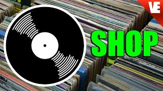 RECORDS: Buying at a Shop