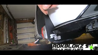 homepage tile video photo for 2018 VW GTI SE Ep.325: Rokblokz Rally Mud Flaps Detailed Installation and Chat