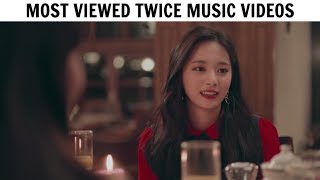 [TOP 20] Most Viewed TWICE Music Videos | February 2019