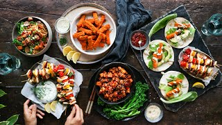 Epic tofu recipes » + awesome dipping sauces