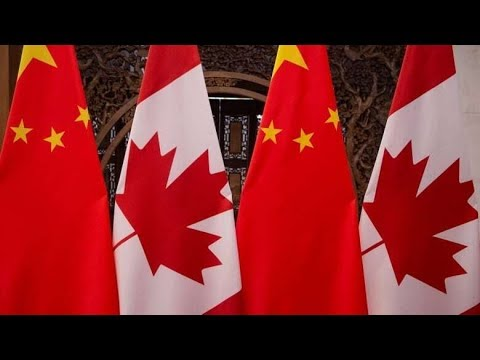 Chinese Embassy Tells Canada To Stop Meddling In Hong Kong Affairs