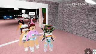 SCREENIE WITH A YOUTUBER ON ROBLOX (662k subs AshleyTheUnicorn)