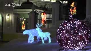 В Казанском кремле появились сказочные звери