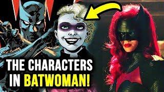 Batwoman MAIN VILLAIN & Characters Breakdown! - Batwoman Season 1