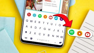 YouTube, Spotify & Instagram On KEYBOARD 😱 **Top 7 Best Keyboard Apps For Android In 2020** screenshot 4