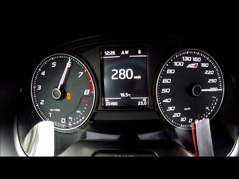 SEAT IBIZA CUPRA 6P | 50-280 Acceleration Beschleunigung IS20 310HP 435NM