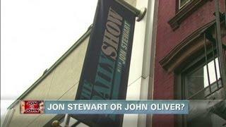 Jon Stewart vs. John