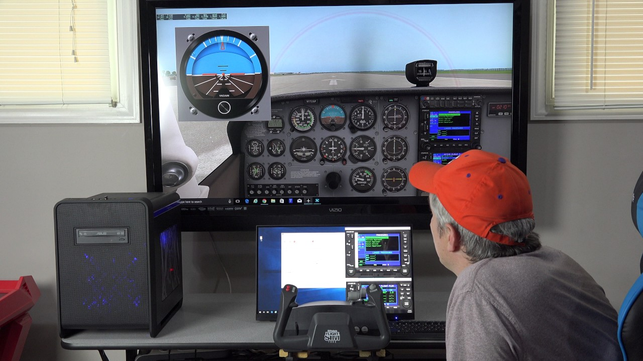 Using Garmin 530 and 430 with Air Manager