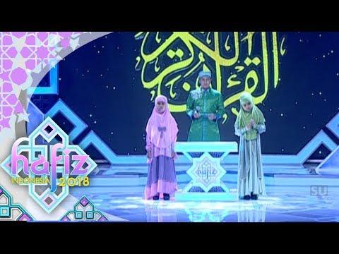 HAFIZ INDONESIA 2018 - Friends Challenge Al Hamid & AL Wali [19 Mei 2018]
