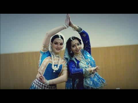 Pinga | Bajirao Mastani | Kathak/Odissi | Svetlana Tulasi & Asya