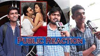 Public Reaction On Saaho Enni Soni Song Prabhas Shraddha Kapoor SaahoPublicTalk