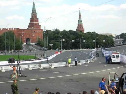 Формула 1 в Москве McLaren