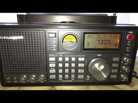 VATICAN RADIO - 7305 KHZ - 02:17 UTC