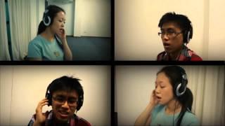 珊瑚海 (Coral Sea) Jay Chou ft.Lara (Acapella Cover)