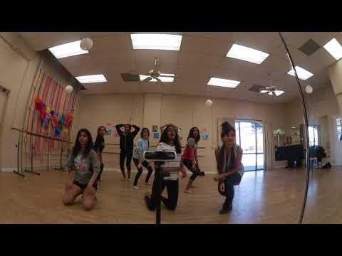 Laguna Teens Private Group Hips Don't Lie AMNA Dance AAD #DTIstars