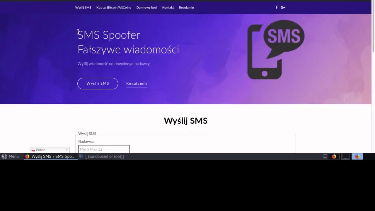 Sms Spoof 2018 FREE CODES | FREE SMS SPOOF