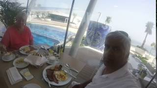Terrace Breakfast Burj Al Arab