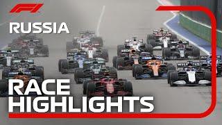 Race Highlights | 2021 Russian Grand Prix