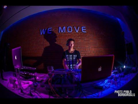 EMI CORTES (Caleta Olivia) @ WE MOVE (21.05.2016) (Warm Up Set) 21.05.2016