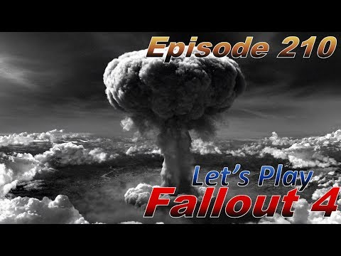 Fallout 4 - Ep 210 - The Hard Sell - Let's Play - [PC,Survival,Horizon Mod]