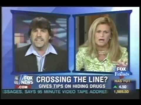 Barry Cooper Owns DEA Agent on Fox & Friends