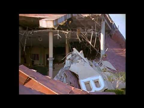 Northridge Earthquake Raw Footage (1994)