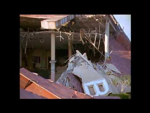 Northridge Earthquake Raw Footage (1994)
